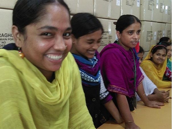 Female Workers in Bangladesh