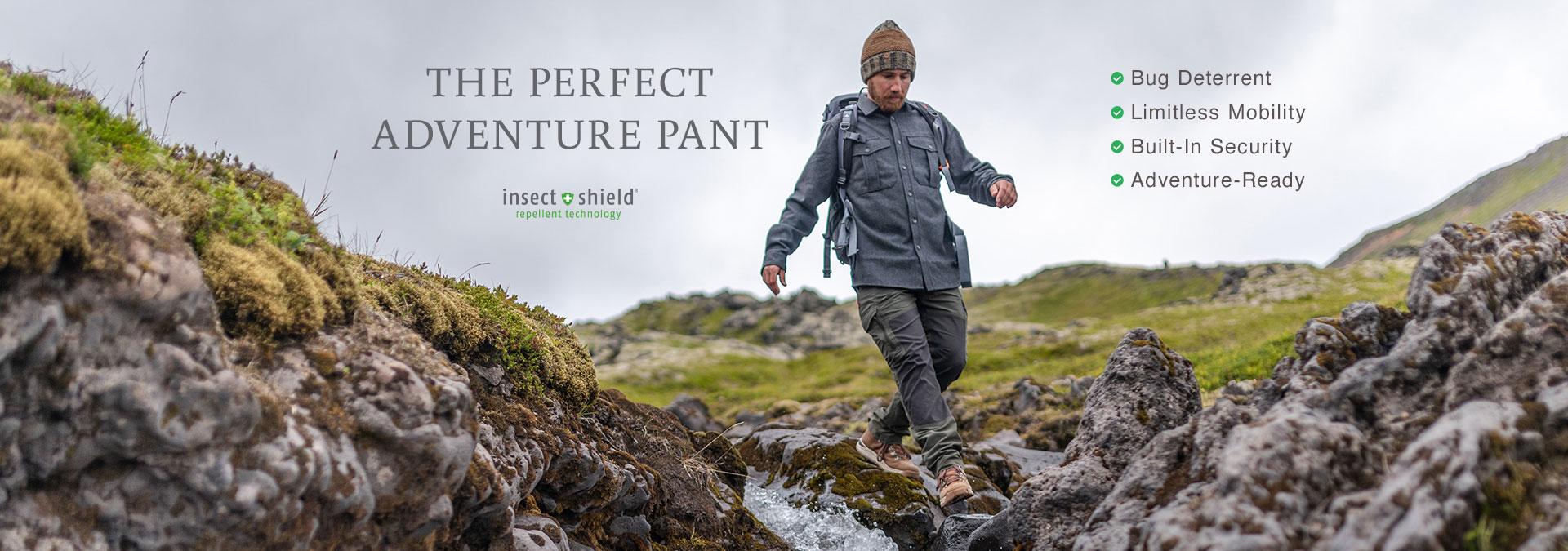 The Perfect Advenure Pant