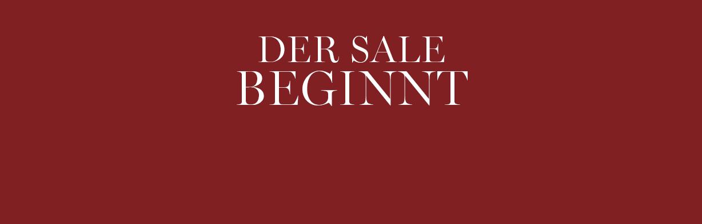 Der Sale Beginnt