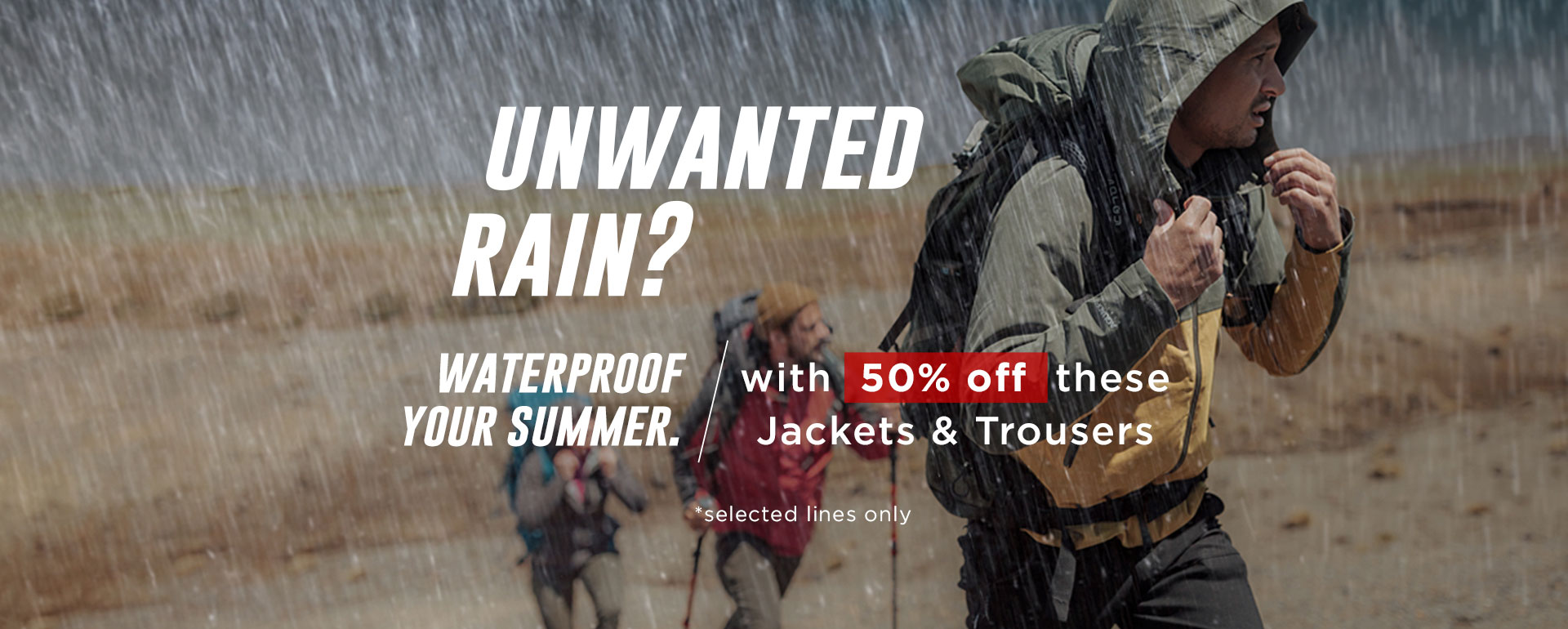 Unwanted Rain