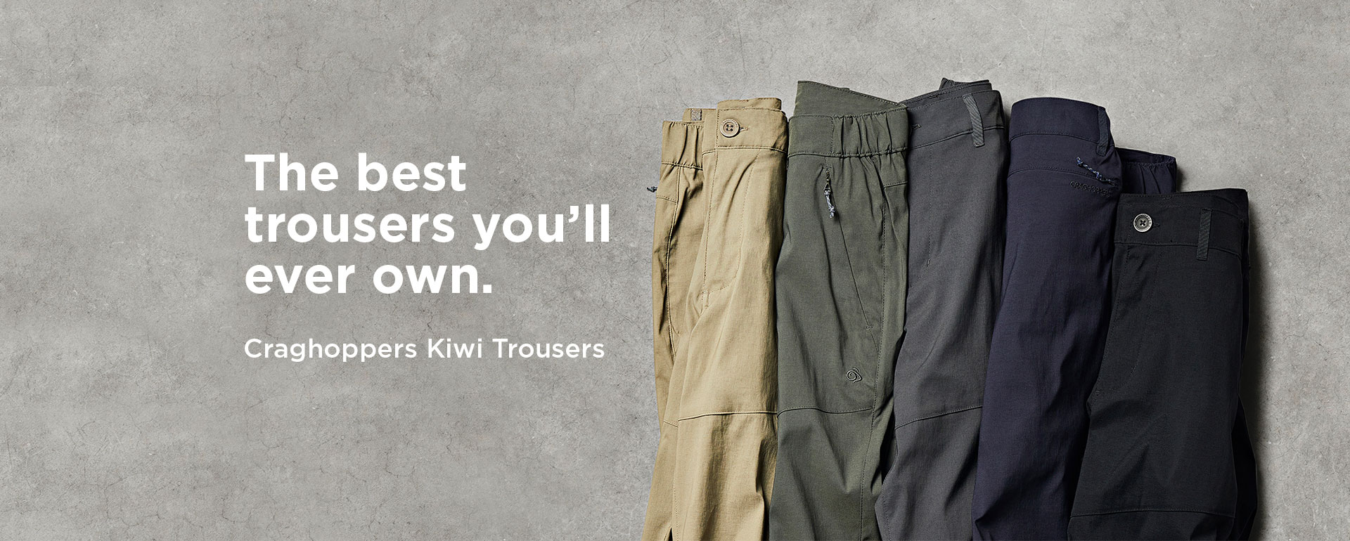 Kiwi Trousers