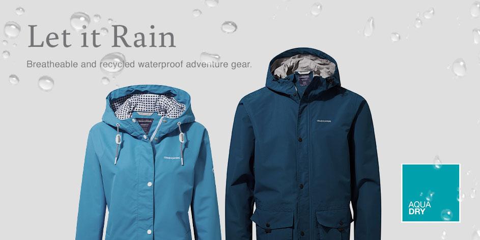 AquaDry Let it Rain