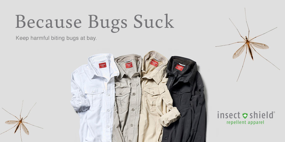 Insect Shield Bugs Suck