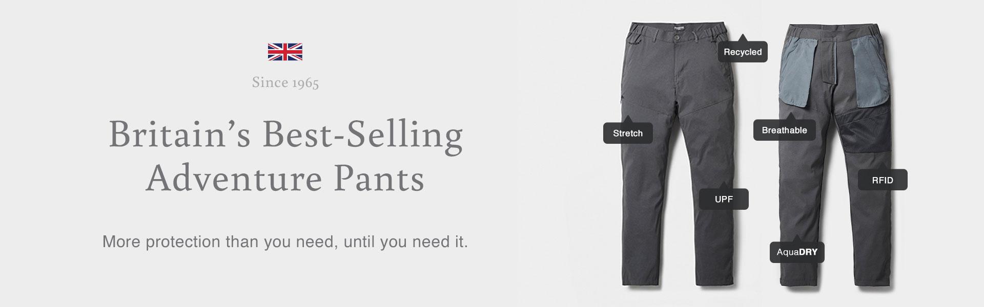 Best Selling Adventure Pants